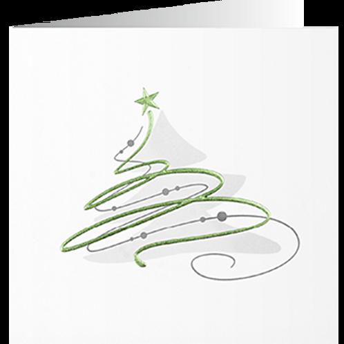 Weihnachtskarte Artikel #8941
