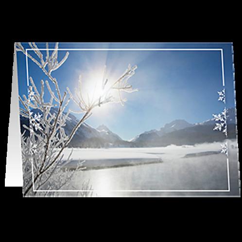 Weihnachtskarte Artikel #8157