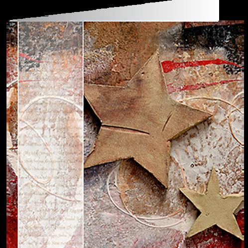 Weihnachtskarte Artikel #8889