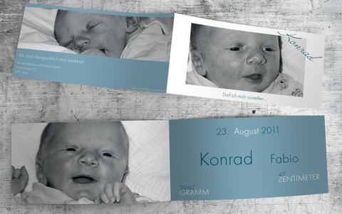 Geburtskarte_Konrad