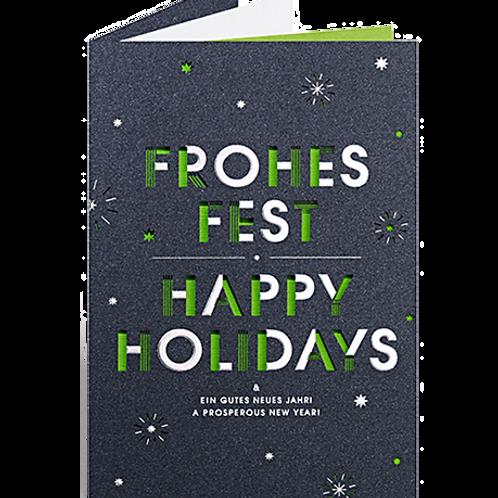 Weihnachtskarte Artikel #42