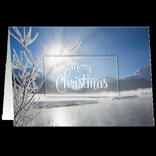 Weihnachtskarte Artikel #8846