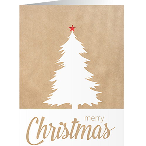 Weihnachtskarte Artikel #8922