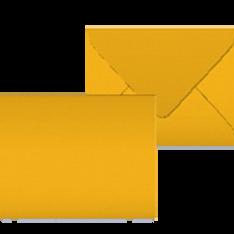 "Kuvert ""Gelb"" 190x150"