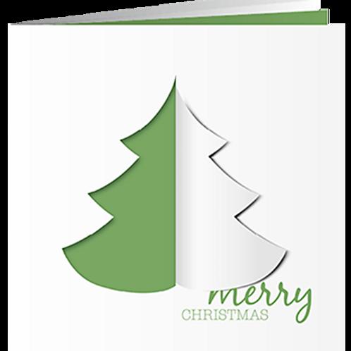 Weihnachtskarte Artikel #8863