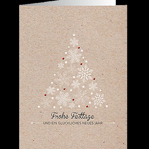 Weihnachtskarte Artikel #8890