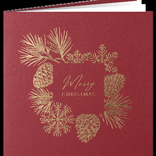 Weihnachtskarte Artikel #8975