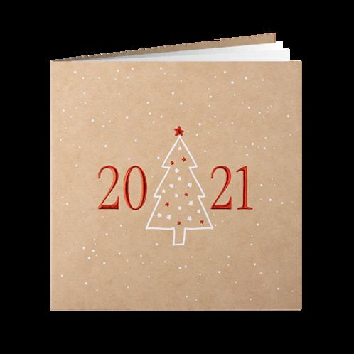 Neujahrskarte Artikel #8908