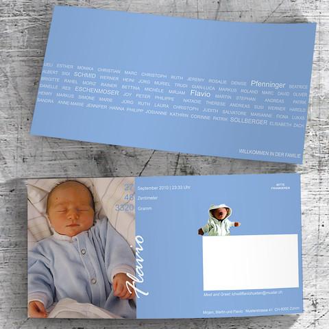 Babykarte_Flavio