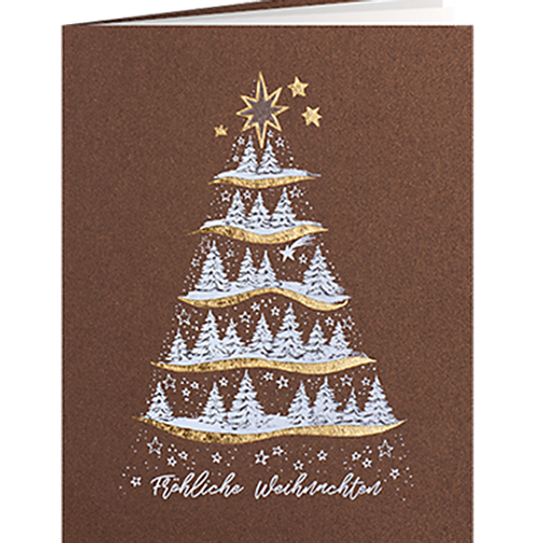 Weihnachtskarte Artikel #8927