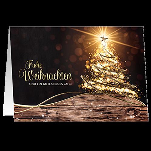 Weihnachtskarte Artikel #8955