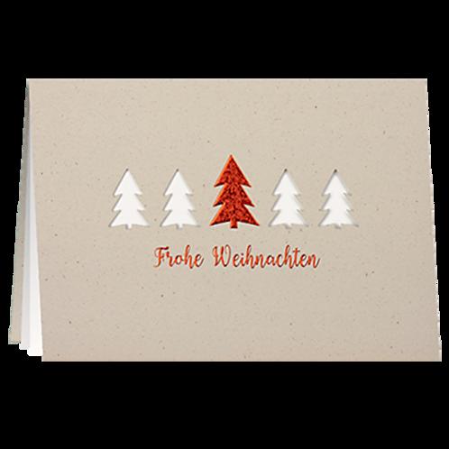 Weihnachtskarte Artikel #8948