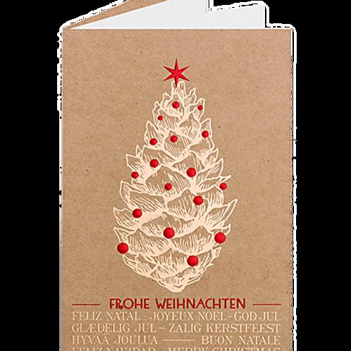 Weihnachtskarte Artikel #22