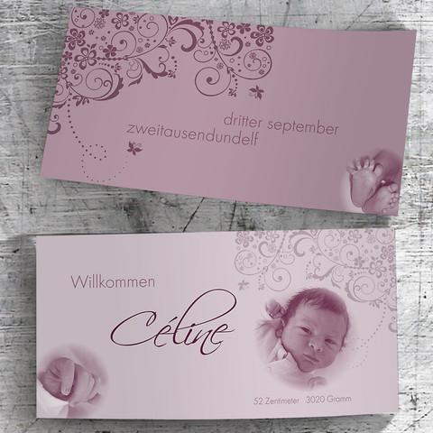 Babykarte_Celine