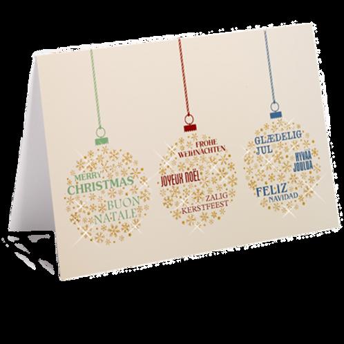 Weihnachtskarte Artikel #51