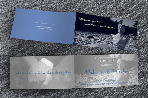 Hochzeitskarte_Melanie_Mischa