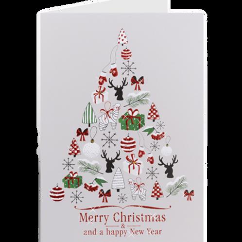 Weihnachtskarte Artikel #57