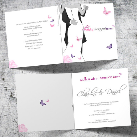 Hochzeitskarte_Claudine_Daniel