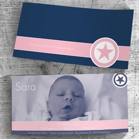 Babykarte_Sara