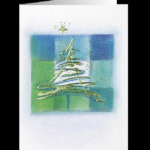 Weihnachtskarte Artikel #8967