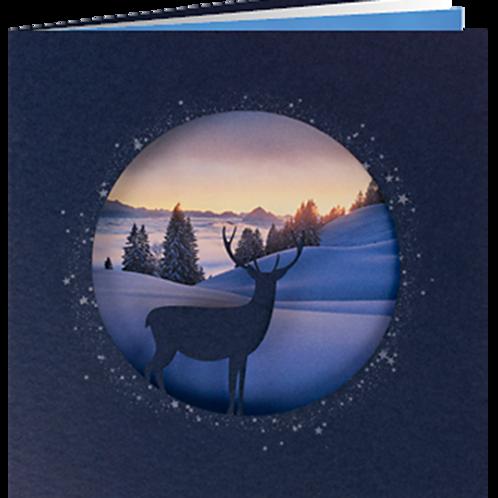Weihnachtskarte Artikel #8973