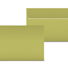"Kuvert C5 ""Lime"" 229 x 162 mm."