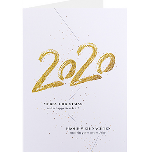 Neujahrskarte Artikel #01
