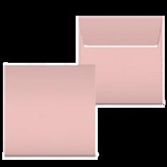 "Kuvert ""Rosa"" 160x160"