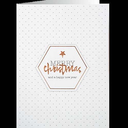 Weihnachtskarte Artikel #8879