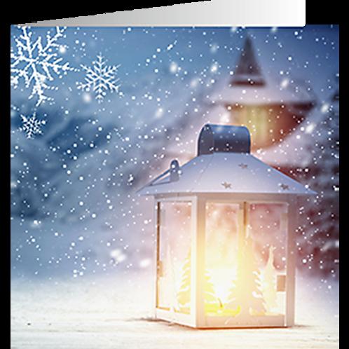 Weihnachtskarte Artikel #8163