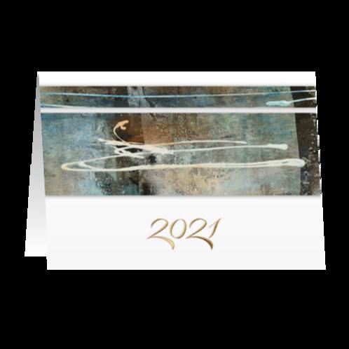 Neujahrskarte Artikel #8901