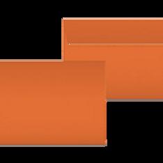 "Kuvert C5 ""Orange"" 229 x 162 mm."