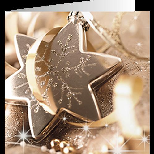 Weihnachtskarte Artikel #8141