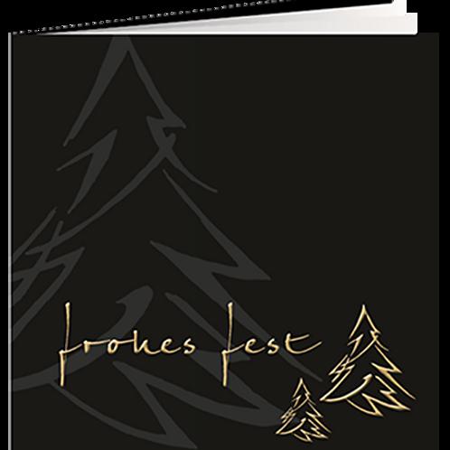 Weihnachtskarte Artikel #8688