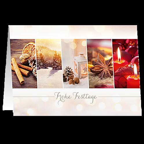 Weihnachtskarte Artikel #8911