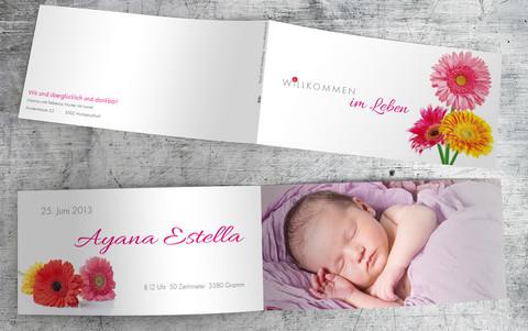 Geburtskarte_Ayana