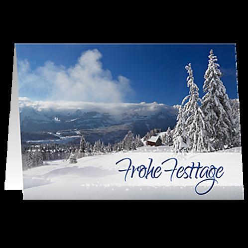 Weihnachtskarte Artikel #8804