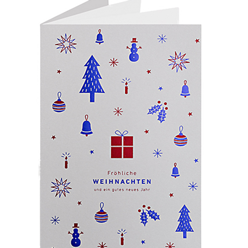 Weihnachtskarte Artikel #20