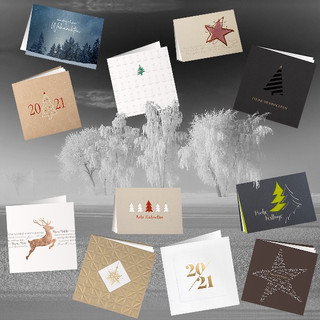 Weihnachtskarten Shop
