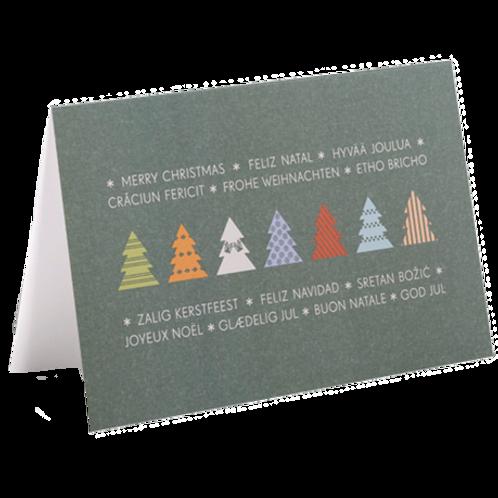 Weihnachtskarte Artikel #65