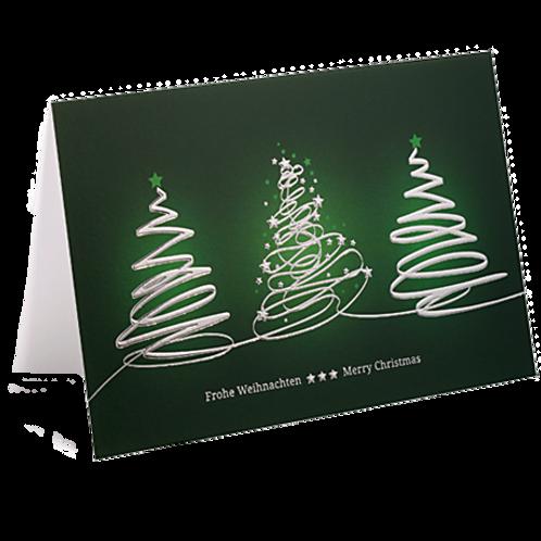 Weihnachtskarte Artikel #39