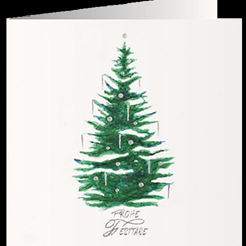Weihnachtskarte Artikel #8943