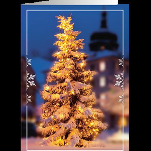 Weihnachtskarte Artikel #8152