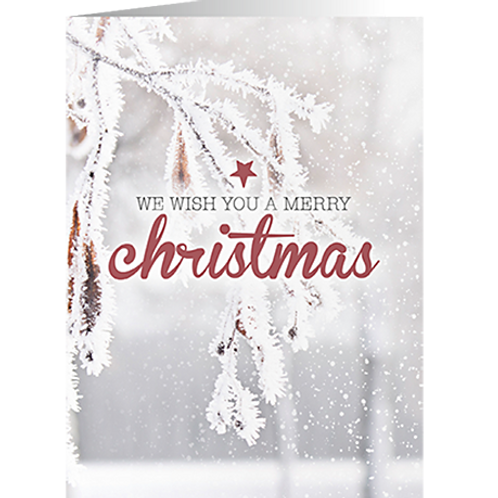 Weihnachtskarte Artikel #8887