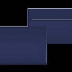 "Kuvert ""Glimmerglanz Nachtblau"" C5"