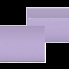 "Kuvert C5 ""Lavendel"" 229 x 162 mm."