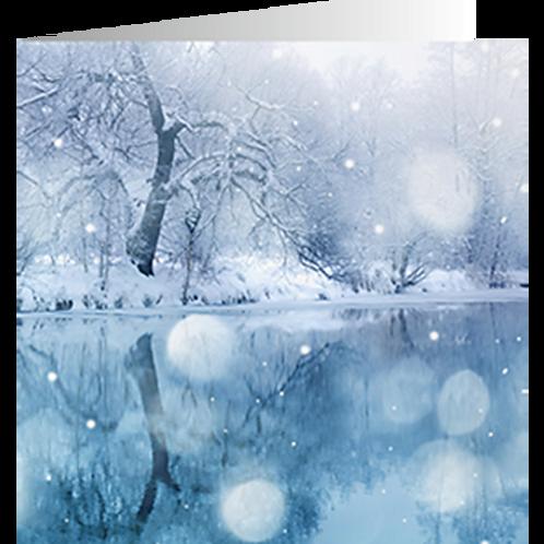 Weihnachtskarte Artikel #8164