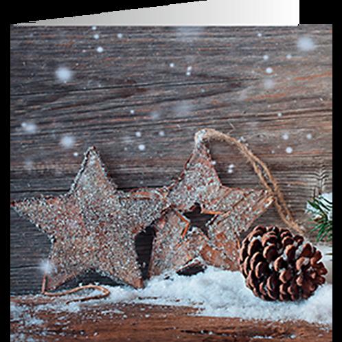 Weihnachtskarte Artikel #8160