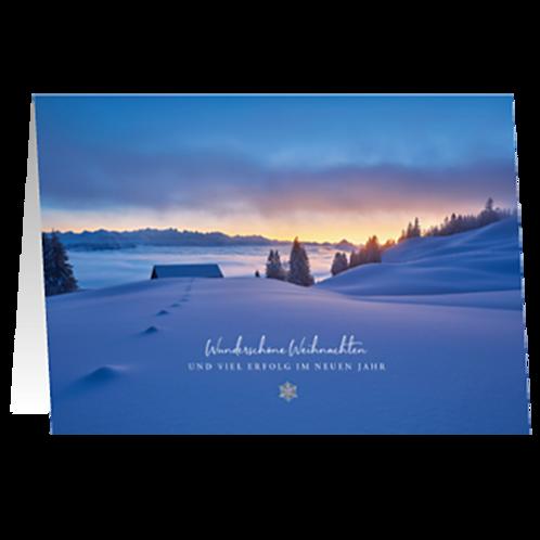 Weihnachtskarte Artikel #8961