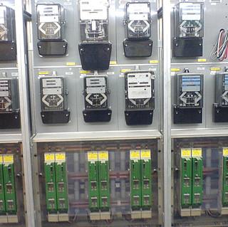 Stromzähler Montagen